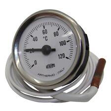 TK-CP82 Sensor Kapillar-Einbau-Thermometer Außenmaße Ø52x25mm CP82 ARTHERMO
