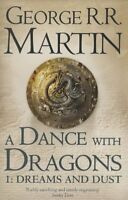 A Dance With Dragons: Part 1 Dreams and Dust (A Song of Ice and Fire, Book 5),G