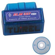 Mini elm 327 obd2 strumento per diagnosi auto interfaccia bluetooth android