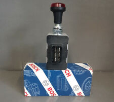 1 x Bosch Warnblinkschalter Warnblinker f. Oldtimer Landmaschinen Traktoren etc.