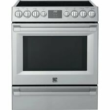 Kenmore PRO 92583 5.1 cu. ft. Self Clean Electric Range in Stainless Steel