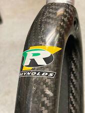 """Reynolds ONE INCH STEERER 1"""" carbon 700c fork"""