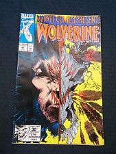 1992 Marvel Comics Presents 97 Flip Book Wolverine, Ghost Rider and Cable