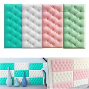 Wandpaneele Wandverkleidung selbstklebend Wandaufkleber wasserdicht 3D Tapete