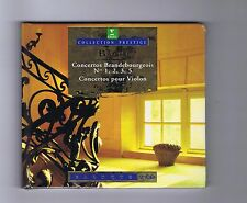 2CDs BOOK&RECORD (NEW)J.S.BACH TON KOOPMAN CONCERTOS (ERATO COLLECTION PRESTIGE)