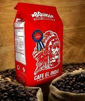 CAFE EL INDIO 460 gr / 16 oz (4 PACK) Ground Coffee Imported f/ HONDURAS