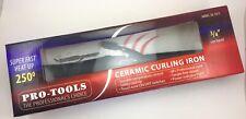 """ProTools Ceramic curling iron 3/4"""""""