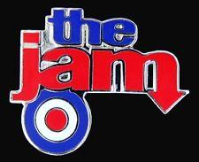 THE JAM ENAMEL PIN BADGE