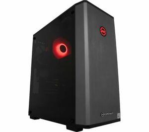 PC Specialist Vortex ST-S *NO GPU* i7-10700 16GB RAM 500GB SSD 2TB HDD Gaming PC