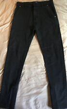 Zanerobe Sharpshot Denimo Black Jeans Size 30 Great Condition