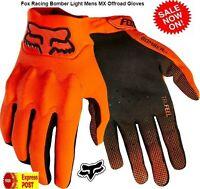 FOX V2 Motocross Helmet NEW rrp$329 KTM Orange MX Dirt Bike ATV Imperial