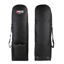 Wheel Golf Bag Travel  Large Storage Bag Golf Aviation Bag Foldable Golfbag