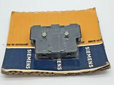 Siemens 3TY6 501-1A Auxiliary Switch Block for 3TB44/46/48/50