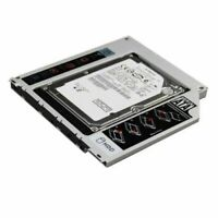 "MID 2011 2012 MacBook Pro 13"" 15"" 17"" SATA Hard Drive HDD SSD Caddy Adapter"