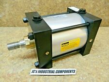 """Parker   6""""  bore  X  4""""  stroke   pneumatic cylinder  series 4MA"""