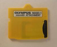 ADATTATORE DATI MEMORY CARD DA MICRO SD TF A XD PER FOTOCAMERE OLYMPUS MEMORIA
