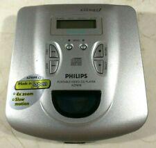 Philips Portable Karaoke Video Cd Player Az9898- 4X Zoom, Slow Motion- Pal, Ntsc