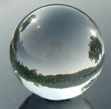 40mm Natural Quartz Clear Magic Crystal Ball Sphere