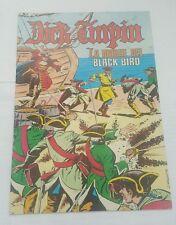 Dick turpin # 8 , 1979 la noche del black bird - spanish edition