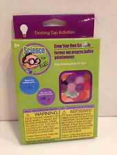 SCIENCE KIT FOR KIDS Grow Your Own Gel Balls Activity Set NEW