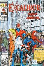 EXCALIBUR # 8 - COMIC - 1989 - 9.4