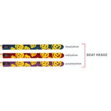 GRUV GEAR - SLIIV DRUM - Drum Stick Sleeve/Grips (Beat Headz) - Red