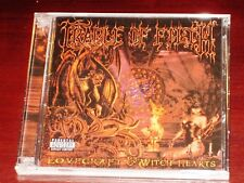 Cradle Of Filth: Lovecraft & Witch Hearts 2 CD Set PA 2012 Best Of Greatest NEW