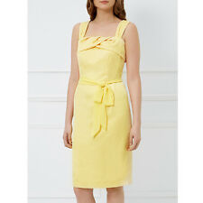 Kaliko Satin Prom Dress Pastel Yellow