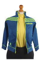 ViNTAGE 90s ADIDAS CASUALS RETRO Girls/Boys TRACKSUIT TOP Size -- SW1450
