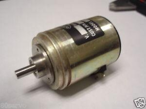MAGNETIC CLUTCH DYNAMIC INSTR.  MC-13-2   26VDC