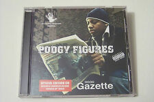 PODGY FIGURES - HOOD GAZETTE CD 2005 (SPECIAL EDITION) Pat Cash Ebony Rose RARE