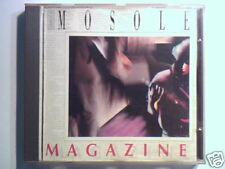 GIANLUCA MOSOLE Magazine cd LISA HUNT JONI MITCHELL