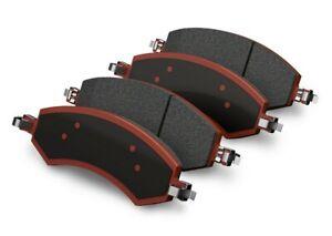 TeraFlex JK Front Big Brake Semi-Metallic Pads & Clips Kit