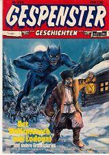 Gespenster Geschichten Nr. 359 (1-2) schöner ZUSTAND Bastei Verlag ab 1974