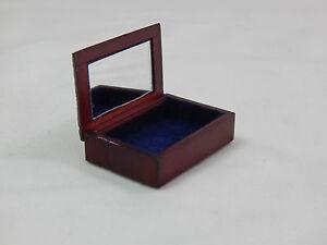 Heidi Ott Dollhouse  Miniature 1:12 Scale Jewelry Box Case Cabinet #XY602-M