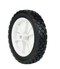 Arnold  1.5 in. W x 7 in. Dia. Plastic  Lawn Mower Replacement Wheel  50 lb.