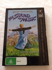 THE SOUND OF MUSIC Julie Andrews Christopher Plummer DVD LIMITED EDITION