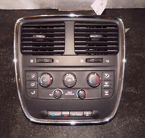 2011-2018 Dodge Caravan Temperature Control Automatic Genuine OEM  w/warranty