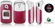 Sony Ericsson Z530i Elegant Red (without Simlock) 3 Band Bluetooth Camera Very Good