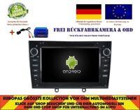 AUTORADIO DVD GPS NAVI ANDROID 9.0 DAB+ WIFI FUR PEUGEOT 408 308 RCZ RD5634 B