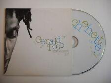 GERALD TOTO : KITCHENETTE [ CD ALBUM PROMO PORT GRATUIT ]