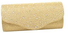 Handbag Clutch Bag Evening Bag Glitter Bag Party Satin