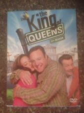 THE KING OF QUEENS SEASON 5 DVD NTSC REGION 1