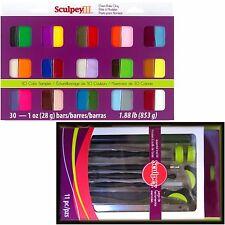 Sculpey Essential Tool Kit of 11 Pcs. Sculpture