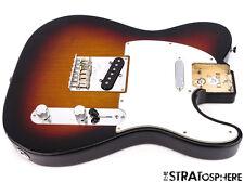 LOADED Fender American Standard Tele BODY Twisted Telecaster USA  Sunburst SALE