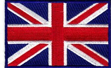 UNITED KINGDOM FLAG IRON ON PATCH, UNION JACK, Great Britain, England, British