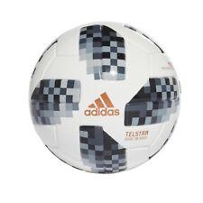 adidas Telstar 18 Mini Ball WM 2018 Fußball Gr. 1 weiß / schwarz [CE8139]