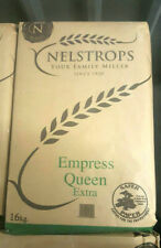 NELSTROPS Bakers 16Kg Catering en Gros Taille Vrac Achat Fort Blanc Pain Farine