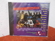 WHAT THE WORLD NEEDS NOW IS LOVE CD..by HIP HOP NATION UNITED..1998..RIVER NORTH