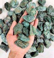 FUCHSITE ROUGH STONES - Raw Bulk Crystals - Natural Gemstones from Brazil